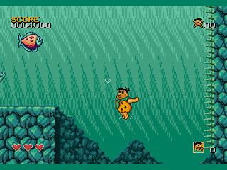 the flintstones nes