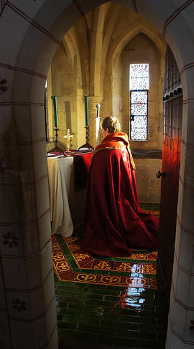 Prayer Chapel - Tower of London