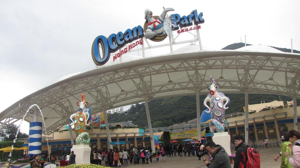 Hongkong - Ocean Park