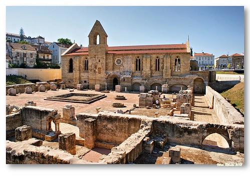 Mosteiro de Santa Clara-a-Velha #2 by VRfoto
