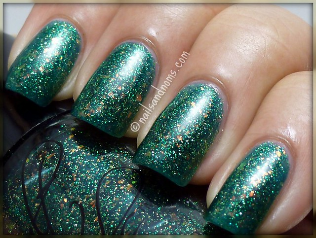 Cult Nails - Toxic Seaweed