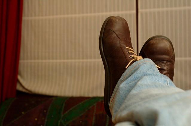 69/366: Feet que no paran