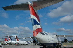 Airside, Apron at London City Airport (1)