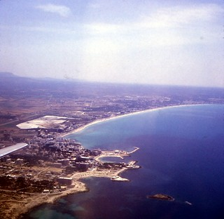 Majorca   -   Leaving Majorca  -  June 1970