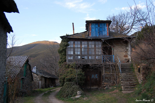 Arquitectura tradicional y naturaleza