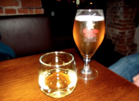 Suecia | Gotemburgo | El Corazón | Cerveza y vino