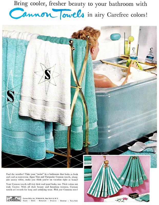 """Mrs. """"S"""" Takes a Bath"""
