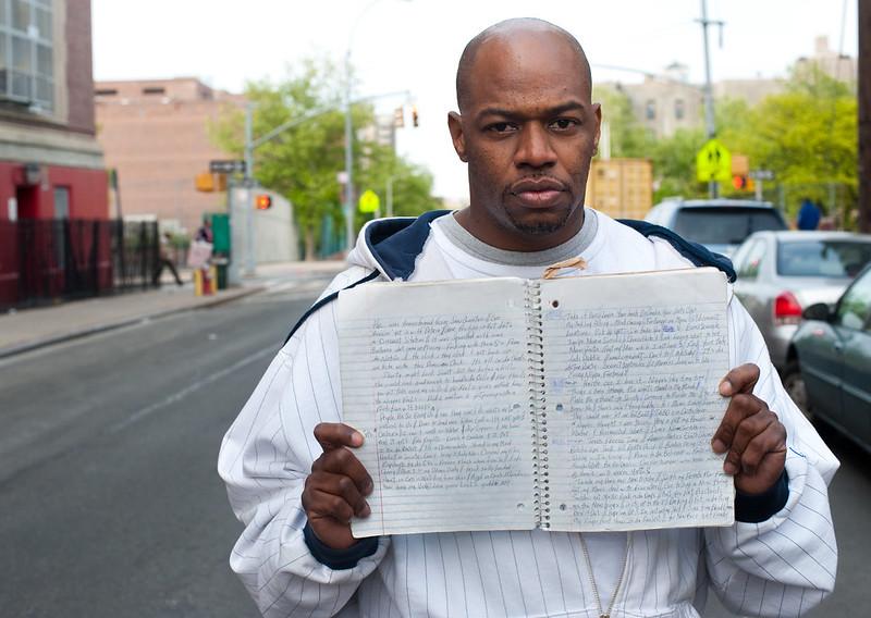 "Christian ""Gudda"": East Tremont Bronx"