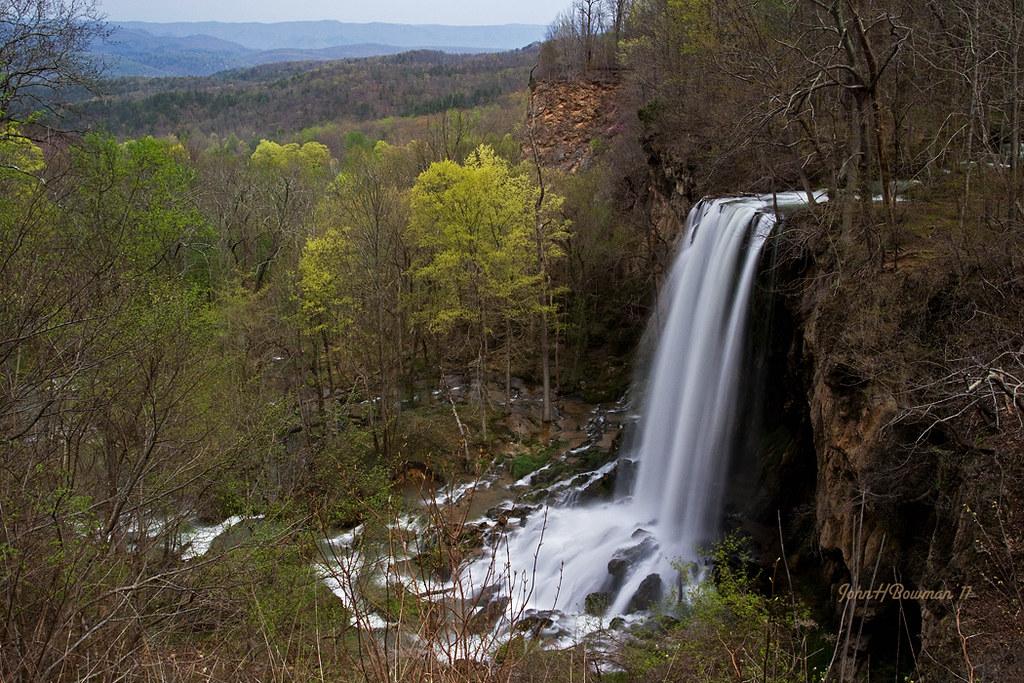 Falling Spring Falls - Spring