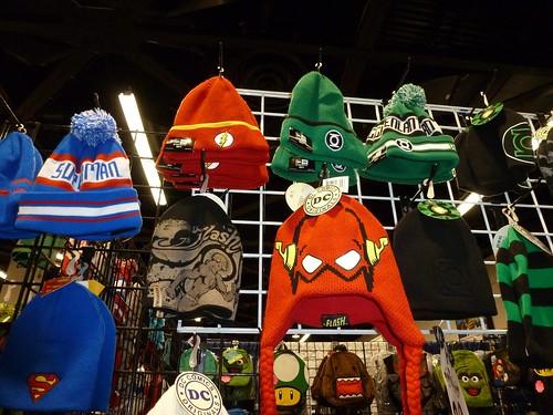 Flash Hats