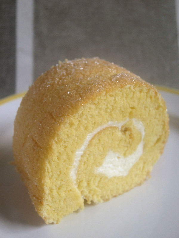 Sugar rolls - recipe 1