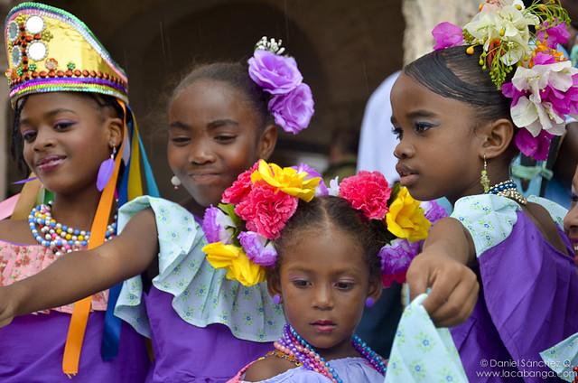 Niñas Congo