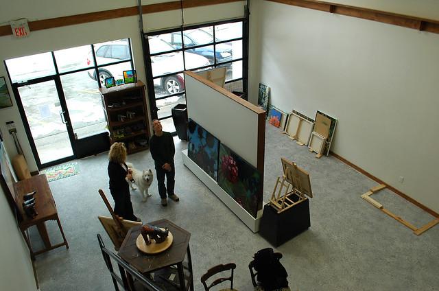 white dog studio gallery 7