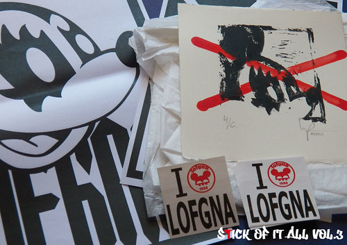 LOFGNA by Vidalooka - STICK OF IT ALL VOL.3 -