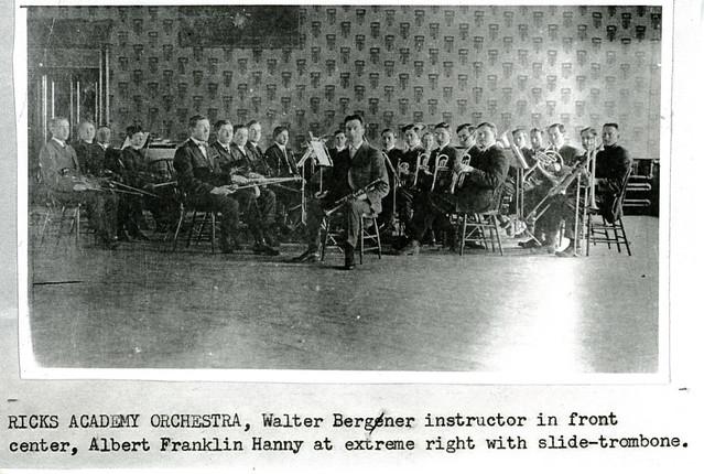 Ricks Acadmy Orchestra