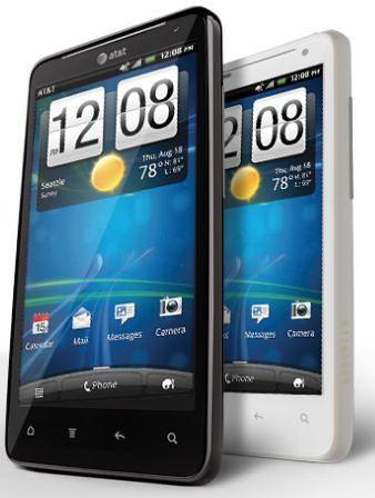 HTC Vivid A&T