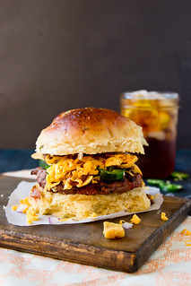 The Frito Pie Burger