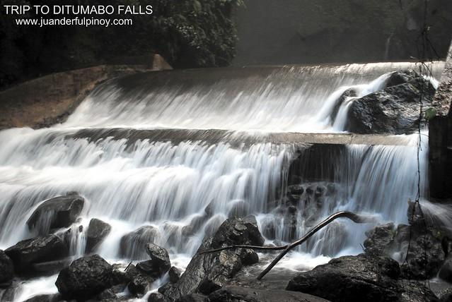 DITUMABO FALLS, AURORA