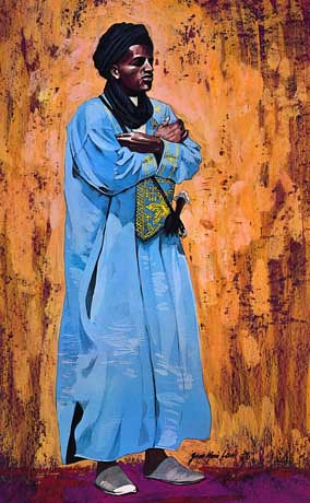Costume traditionnel des Ait Tissint 7061473795_1e75b8f8a4