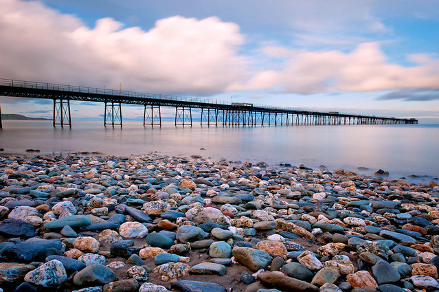 Queens Pier ~ Isle of Man