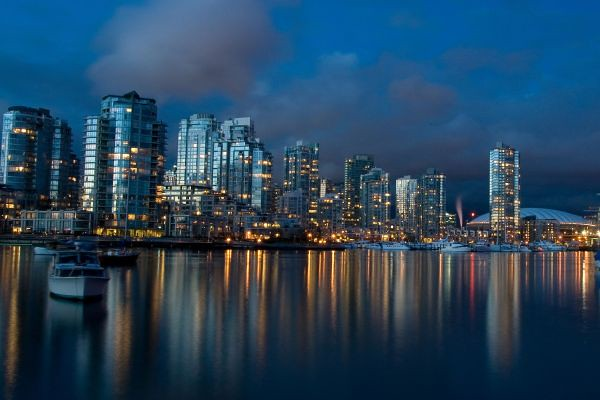 Vancouver holiday