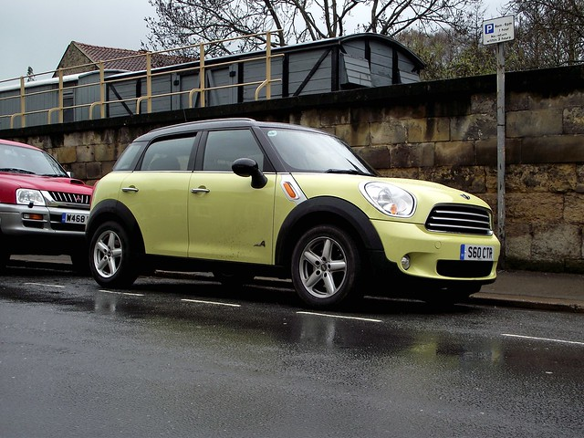 mini countryman 4x4 flickr photo sharing. Black Bedroom Furniture Sets. Home Design Ideas