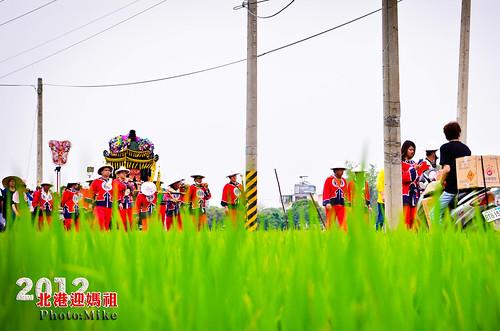 2012北港迎媽祖紀錄攝影