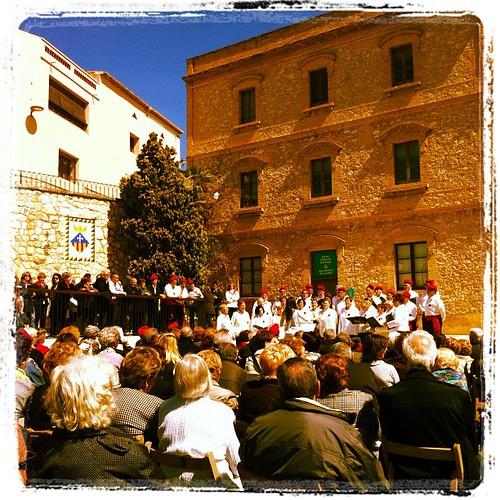 33a Trobada de Cors de Caramelles del Penedès a Calafell