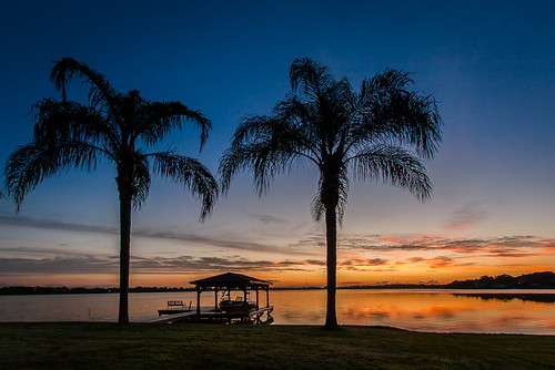lake sunrise march unitedstates florida winterhaven watersand