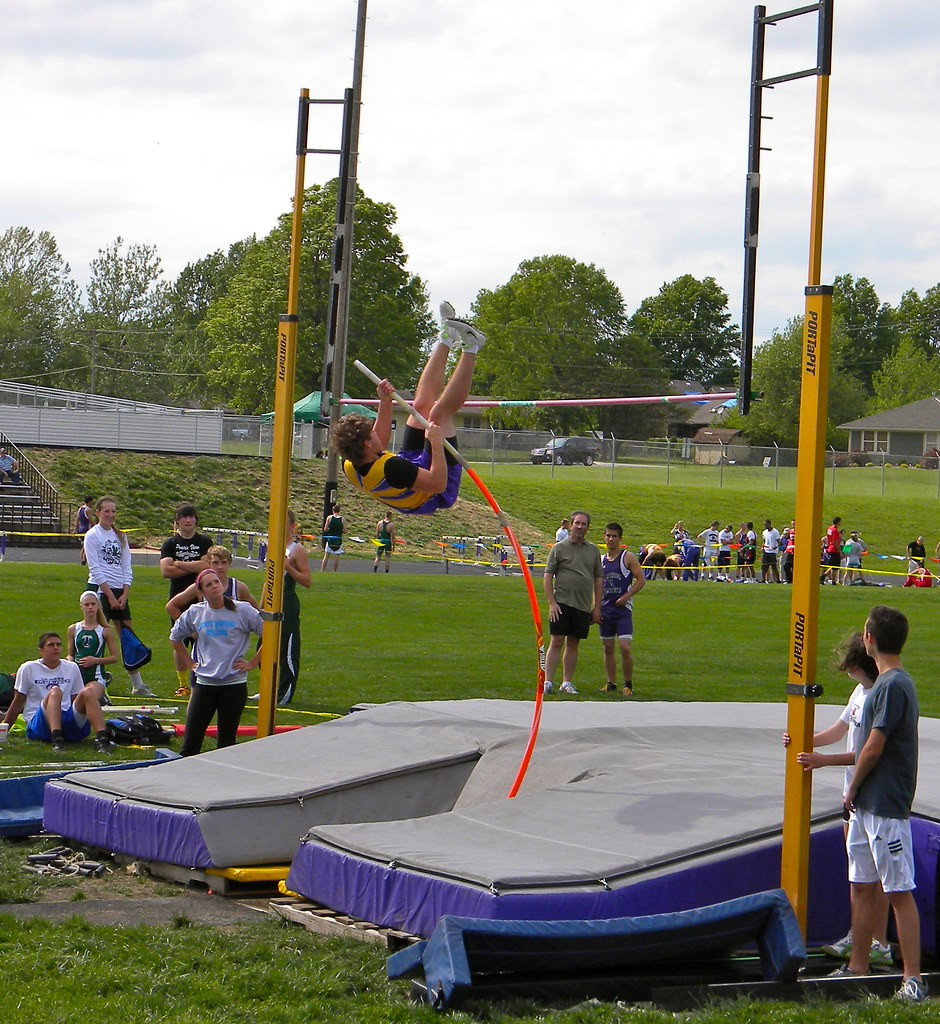 Connor Lutz Pole Vault