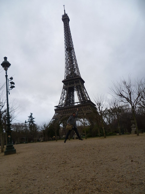 Jump shot - Paris