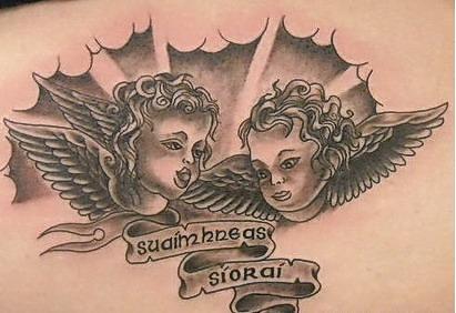 Angel Tattoos (100)