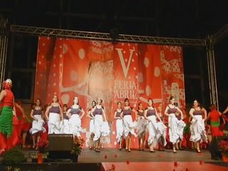 video 08 Amigas Rocieras de Guanartemel V Feria Abril Las Palmas de Gran Canaria 2012