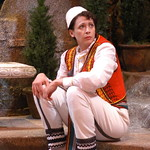 Twelfth Night Kate Berry (Viola) photo P. Switzer -