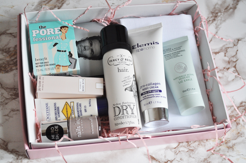 latest in beauty cew 2012 box 9