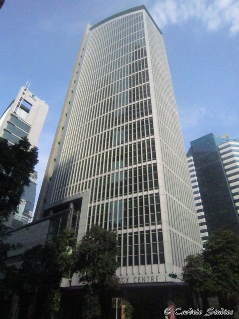 SGX Centre (formerly Shing Kwan House)