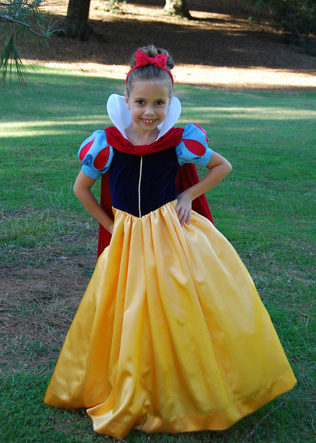 Sassy Snow White