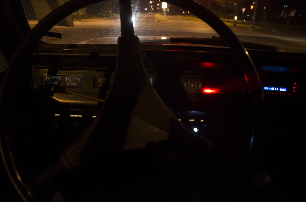 Nighttime Drive