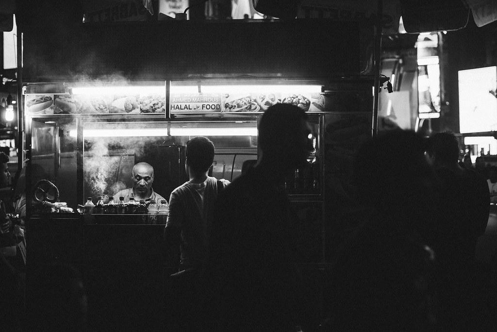 halal food cart