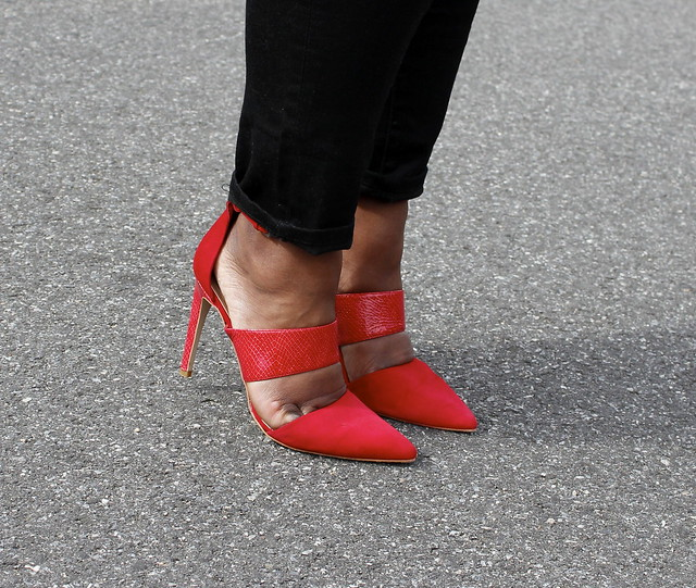 red+shoes