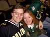 #TBT Since it would have been Sue's birthday tomorrow and the Stars are back in the playoffs for the first time since this pic was taken in 2008, I thought it would be a good one.