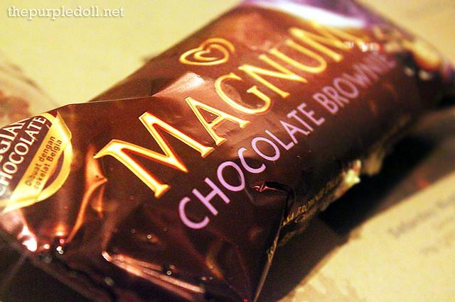 Magnum Chocolate Brownie