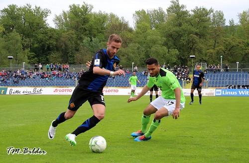 Kevin Lahn wechselt zum 1. FC Kaiserslautern 14013085366_d8b43e73b9
