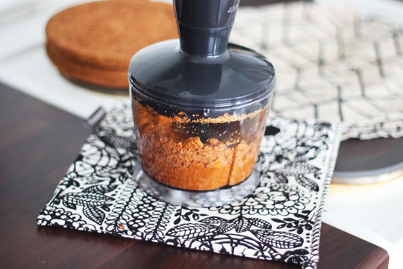 maapähkinävoin valmistus ohje blogi