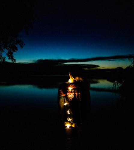 longexposure blue sunset sky lake night stars nightscape samsung 1855mm minimalism lakeview nx nx2000 samsungcamera nxlens samsungsmart
