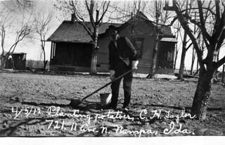 [IDAHO-J-0105] Nampa Potato Planting