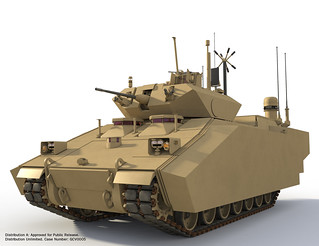 BAE Systems Ground Combat Vehicle