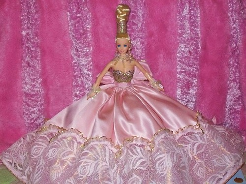 1996 Pink Splender Barbie