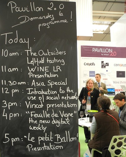 20001 Outsiders Tasting, Vinisud 21 Feb 12