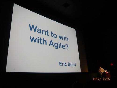 Agile UX NYC 2012 - 3